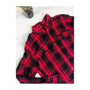 NWOT Button Down Flannel